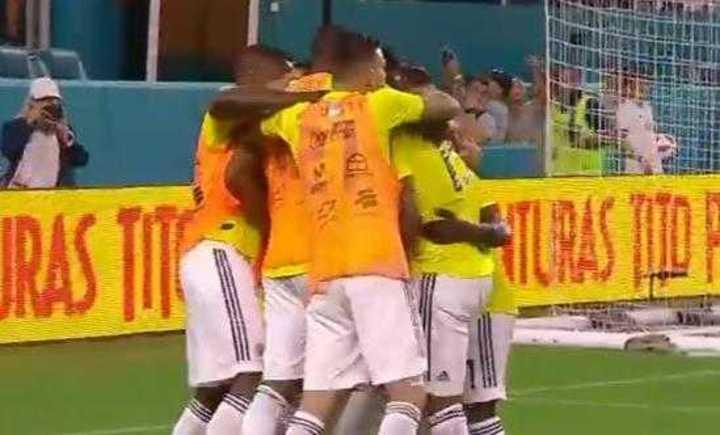 Quintero se mostró satisfecho con su rendimiento ante Venezuela