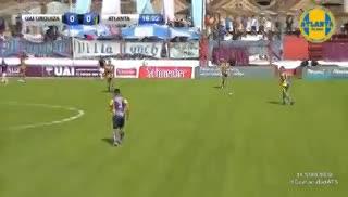 Horacio Martínez puso el 1-0