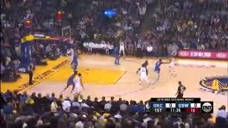 El show de Curry en el comienzo de la NBA