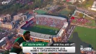 El resumen de Sudáfrica 30 - Nueva Zelanda 32