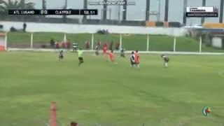 El 2-0 de Lugano a Claypole