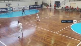 Argentina igualó 1-1 ante Uruguay en Paraguay