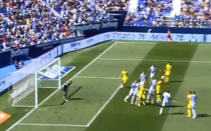 El polémico gol de Bacca que le dio el triunfo al Villarreal