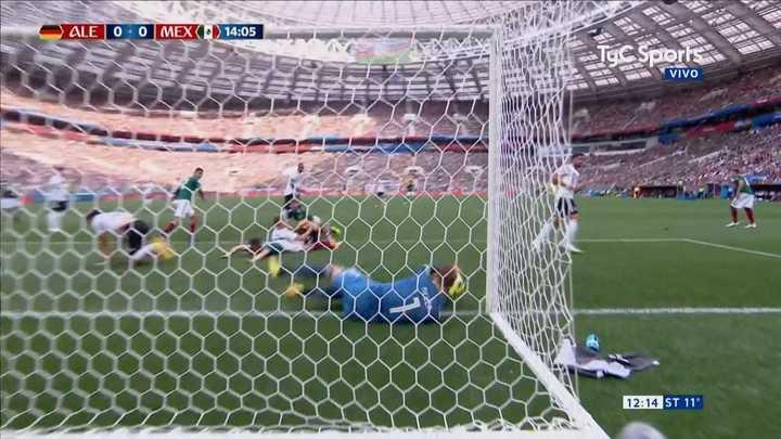Neuer se quedó con el primero de México