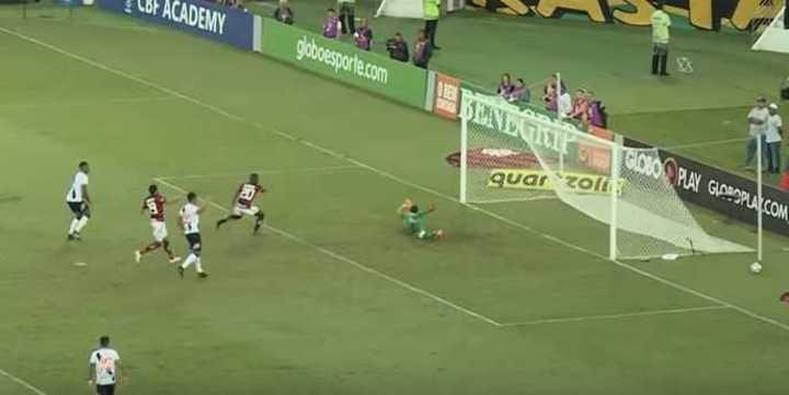 Flamengo igualó 1-1 ante Vasco  en el clásico carioca