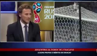 Forlán habló del momento de la Selección