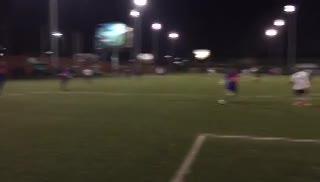 El gol de Medina Bello en el Senior de River