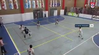Banco Nación goleó 10-1 a Mayo