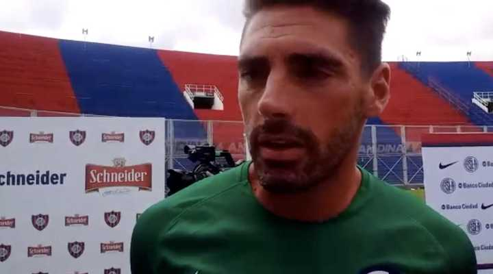 Navarro analizó el presente de San Lorenzo