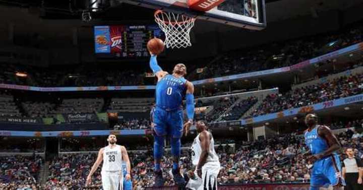 El Top 10 de la NBA del miércoles 14/02