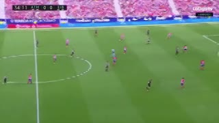 El primero del partido lo hizo Eibar