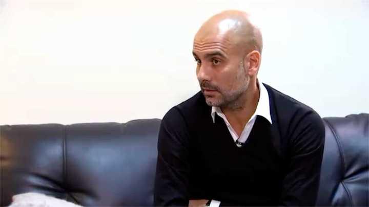 Pep Guardiola tentado para dirigir a la selección argentina
