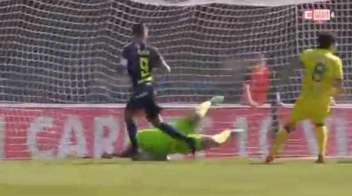 El gol de Icardi ante Chievo