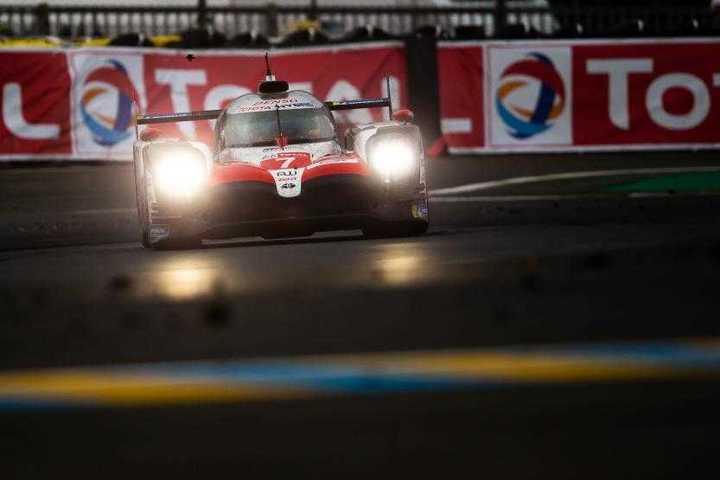 Histórico podio de López en Le Mans