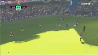 Martial lo dio vuelta en Stamford Bridge