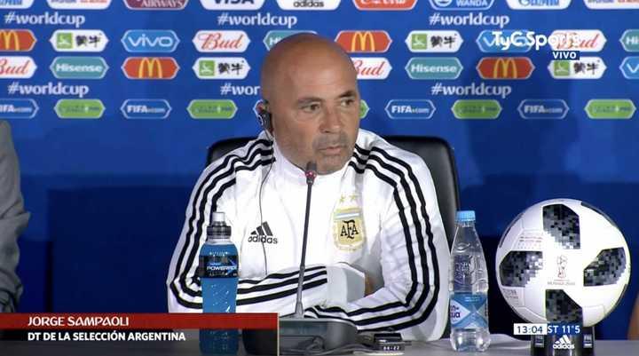 """""""Espero mañana una Argentina decidida"""""""