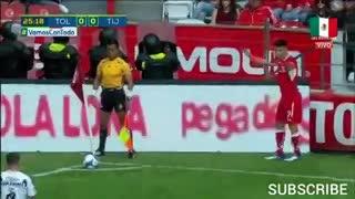 El gol de Triverio al Tijuana