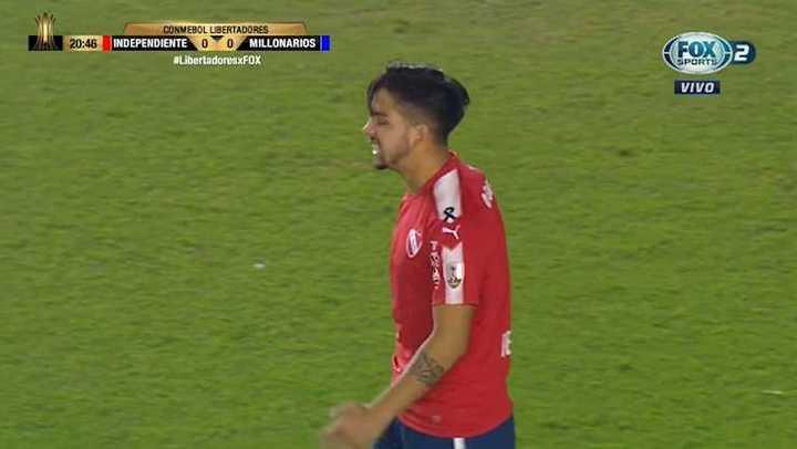 Independiente busca el gol