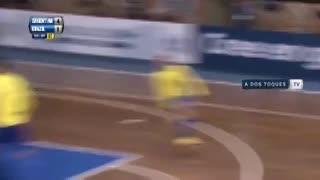 Argentina le ganó 4-1 a Brasil