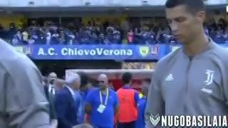 Así fue el debut de Ronaldo en Juventus