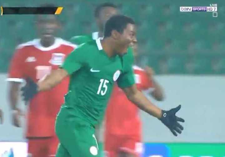 ¡Golazo de Nigeria!