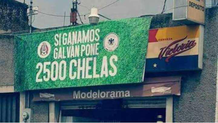 Birra gratis en México