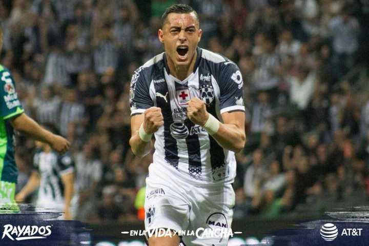 Funes Mori y su gol al Puebla