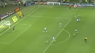 Lo mejor del 3-1 de Palmeiras sobre Santo André