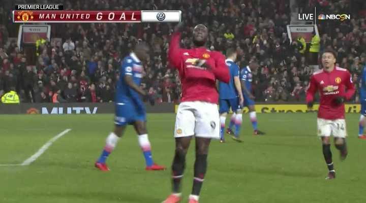 Tercero para el United
