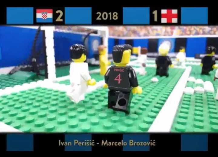 El tributo Lego de Inter a sus jugadores