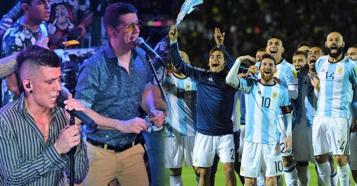 Cuarteto para el Mundial
