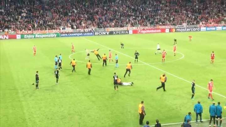 La invasión en Munich desde adentro