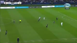 Romarinho sorprendió al Madrid