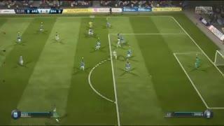 Los goles de la final de la Copa América de FIFA