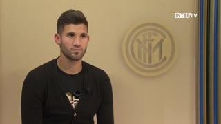 La primera entrevista de Licha López en el Inter
