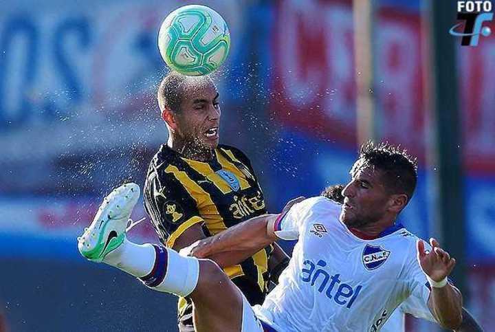 Lo mejor del clásico uruguayo (1-1) entre Peñarol y Nacional