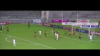 El gol de Alegre para Aldosivi
