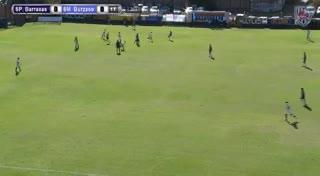 El 2-0 de San Martín de Burzaco a Sp. Barracas