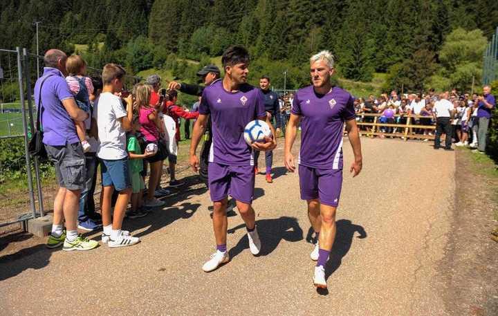 El gol de Gio Simeone al Hellas Verona