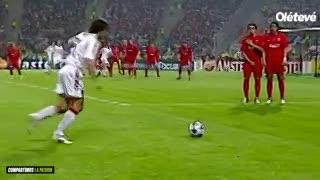 La histórica final entre Liverpool y Milan