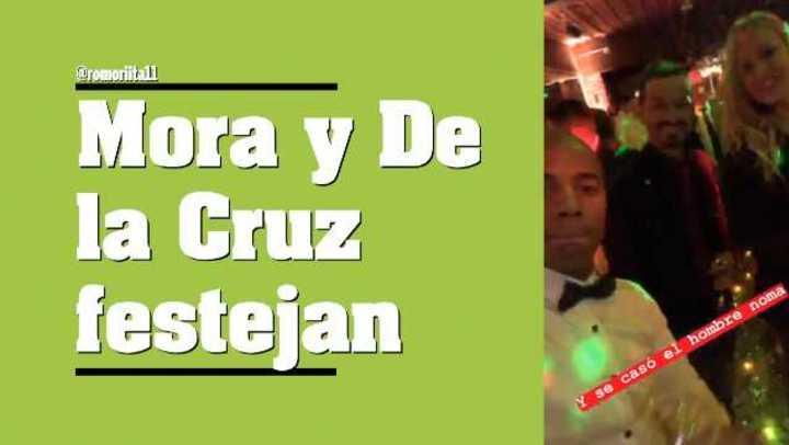 El casamiento de De La Cruz