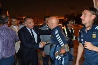 Luis Juez defenestró a Sampaoli, Messi y compañía