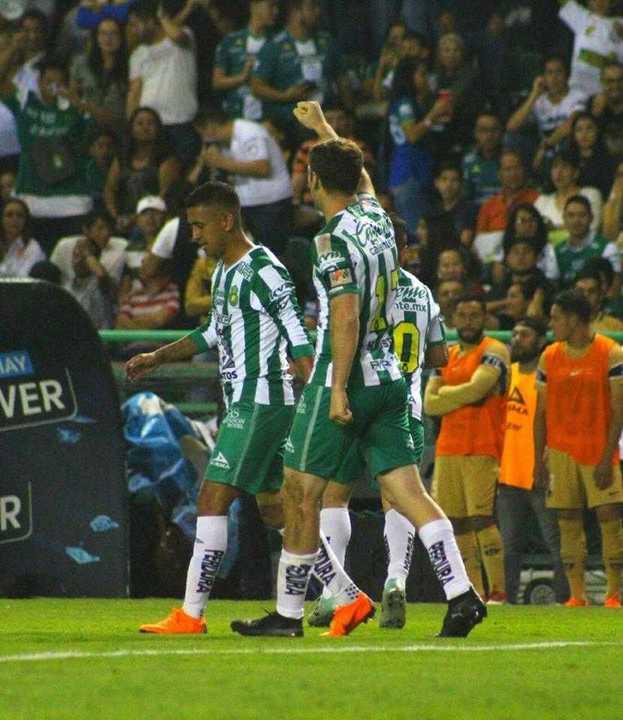 El gol de Mauro Boselli al León