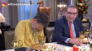 Mirtha Legrand recordó una anécdota con Wanda y Maradona