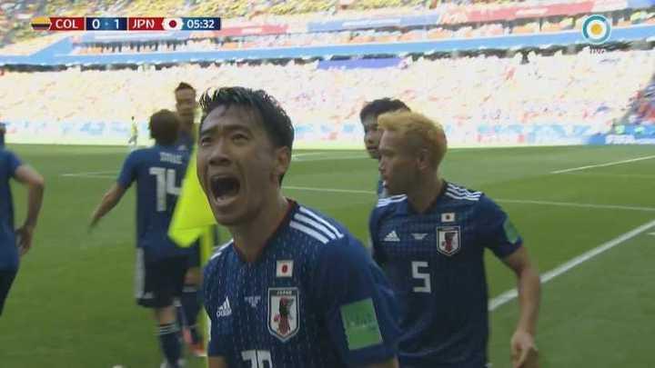 Kagawa cambió el penal por gol