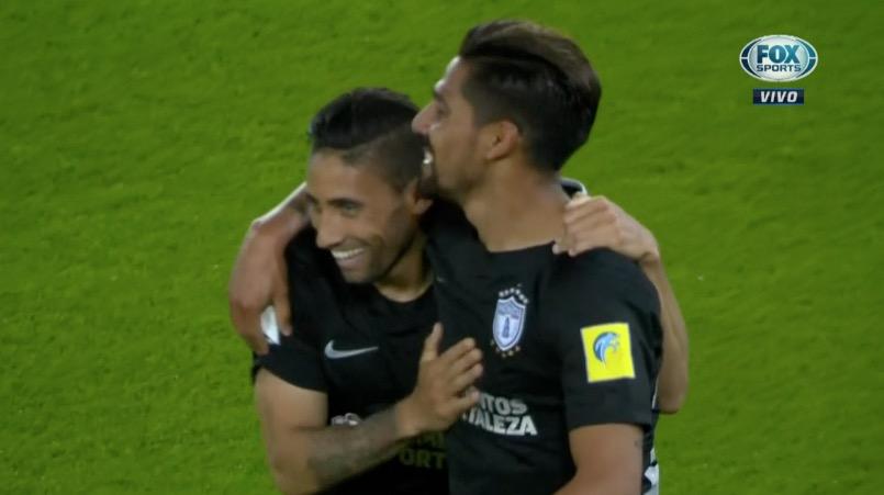 Los goles entre Pachuca y Al-Jazira por el tercer puesto