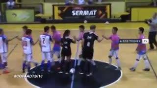 Rosario Puerto Belgrano le ganó 3-2 a Kemal de Viedma