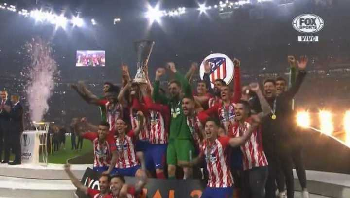 El Aleti festejó un nuevo trofeo
