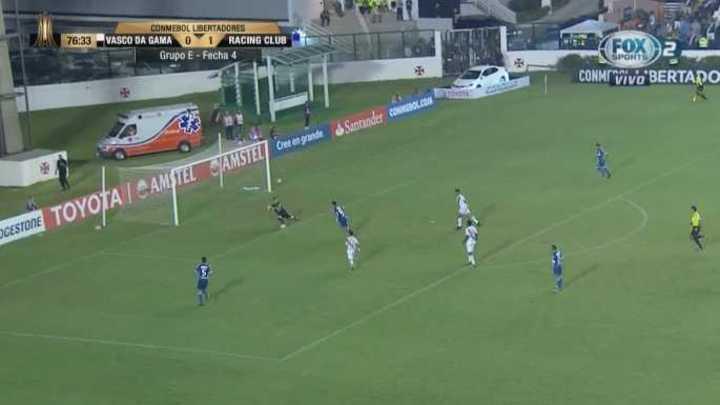 Silva evitó el segundo