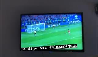 Alex Caniggia acertó todos los penales de Croacia-Rusia